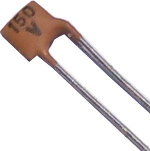 150pF/40V TK774, keramický kondenzátor