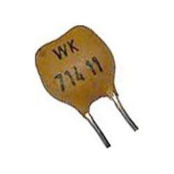 180pF/63V WK71411, slídový kondenzátor