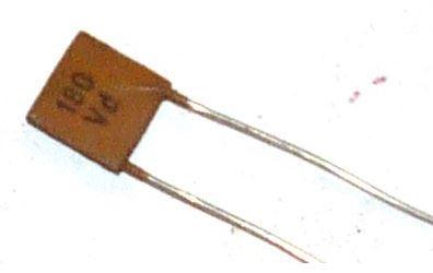 180pF/250V TK795, keramický kondenzátor