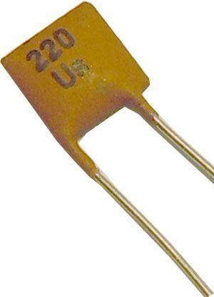 220pF/40V TK774, keramický kondenzátor