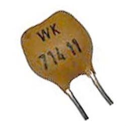 300pF/63V WK71411, slídový kondenzátor