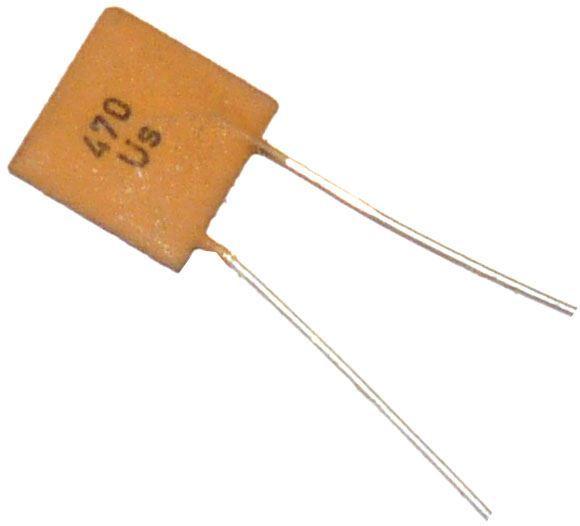 470pF/40V TK774, keramický kondenzátor