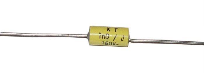 1n/160V MKT TGL43199, svitkový kondenzátor