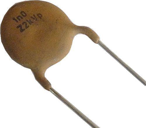 1n/2000V SK73920, keramický kondenzátor