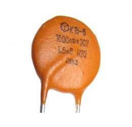 1n5/1600V, keramický kondenzátor