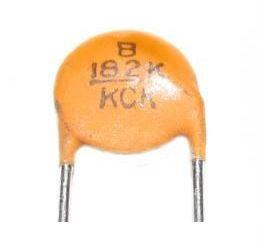 1n8/50V N.A., keramický kondenzátor