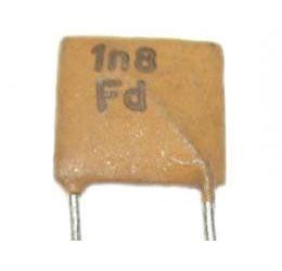 1n8/250V TK725, keramický kondenzátor