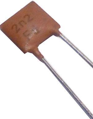 2n2/250V TK725, keramický kondenzátor