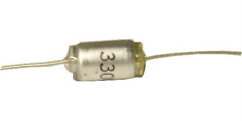 3n3/63V TGL5155, svitkový kondenzátor axiální