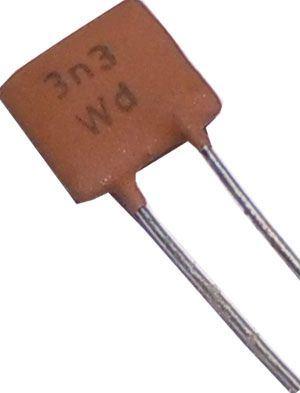 3n3/250V TK745, keramický kondenzátor