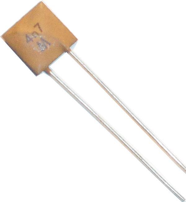 4n7/40V KFPf, keramický kondenzátor