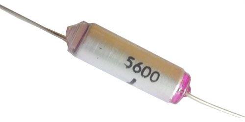 5n6/160V TGL5155, svitkový kondenzátor axiální