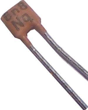 6n8/32V TK783, keramický kondenzátor