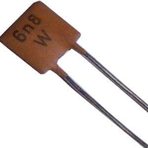 6n8/40V TK724, keramický kondenzátor