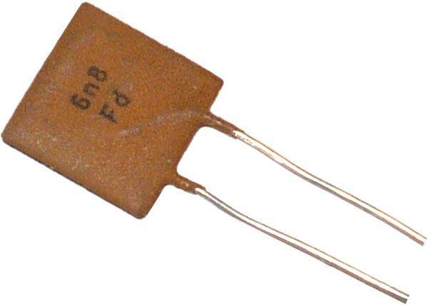 6n8/250V TK725, keramický kondenzátor