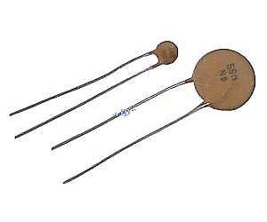 15n/40V TK683, keramický kondenzátor