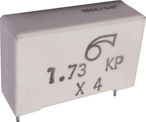 15n/2000V /~TC344/, svitkový kondenzátor impusní