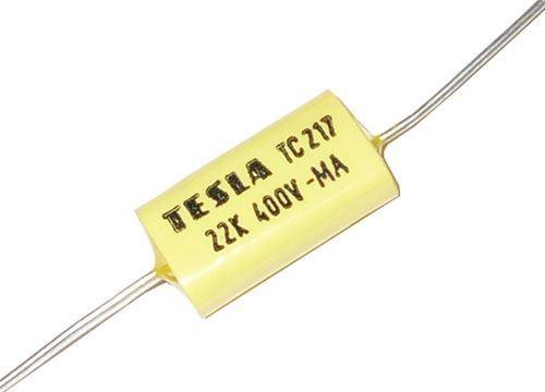 22n/400V TC217 /TC207/, svitkový kondenzátor