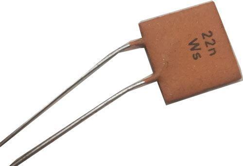 22n/40V TK744, keramický kondenzátor