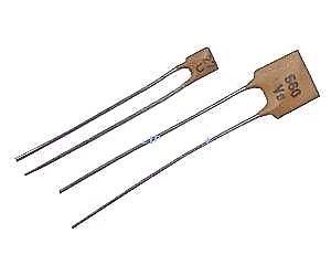 22n/12,5V TK682, keramický kondenzátor
