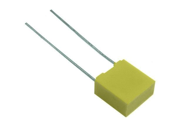 47n/63V MKT, svitkový kondenzátor radiální, RM5