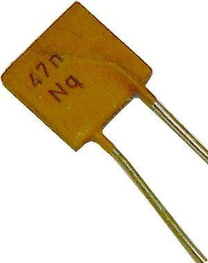 47n/32V TK783, keramický kondenzátor
