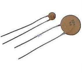 68n/12,5V TK682, keramický kondenzátor