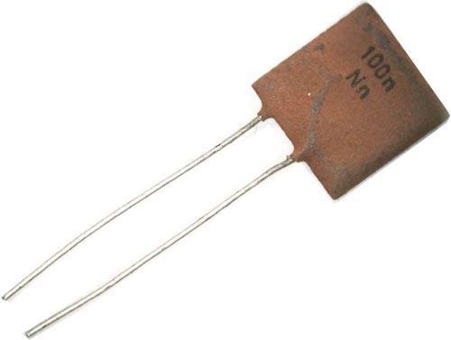100n/12,5V TK782, keramický kondenzátor