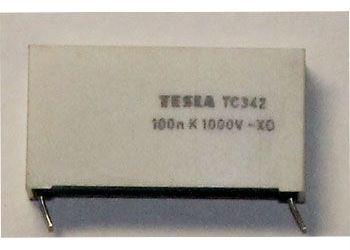 100n/1000V TC342, svitkový kondenzátor impulsní