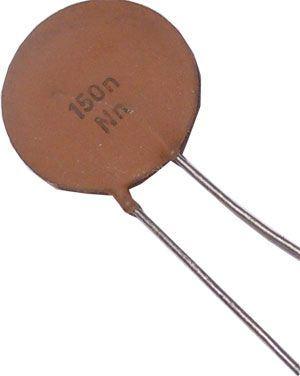 150n/12,5V TK682, keramický kondenzátor