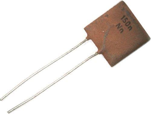 150n/12,5V TK782, keramický kondenzátor