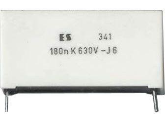 180n/630V TC341, svitkový kondenzátor impulsní
