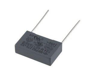 220n/275V CFAC, svitkový kondenzátor X2