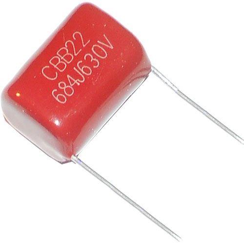 680n/630V CBB22, svitkový kondenzátor polypropylen