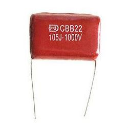 1u/1000V CBB, svitkový kondenzátor polypropylen