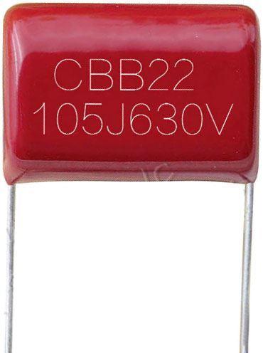 1u/630V CBB22, svitkový kondenzátor polypropylen