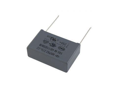 1u/275V CFAC, svitkový kondenzátor X2