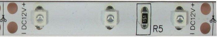 LED pásek 8mm,zelený,60xLED3528/m, IP65, 1xzbytek 350cm