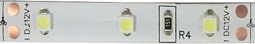 LED pásek 8mm,bílý,60xLED3528/m,IP65, 8xzbytek 305cm