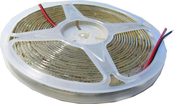 LED pásek 10mm denní bílá, 60x LED5730/m, IP65, cívka 5m