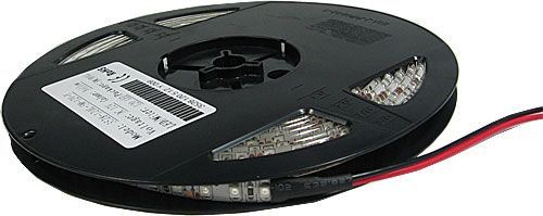 LED pásek 8mm zelený,120x3528/m,IP65, cívka 5m