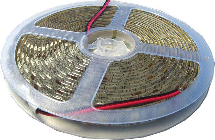 LED pásek 10mm,bílý teplý,60xLED5050/m, IP65, cívka 5m