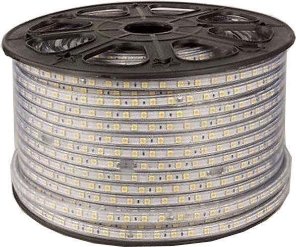 LED pásek 230V bílý, 60xLED5050/m, IP65, balení 50m