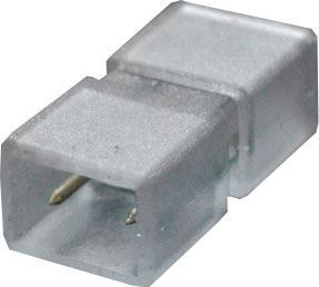 Spojka pro LED pásek 230V jednobarevný, šířka 12mm