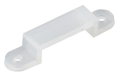 Příchytka pro LED pásek RGB 230V, šířka 15mm