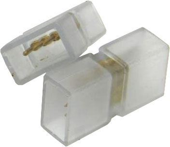 Spojka pro LED pásek 230V RGB, 4P, šířka 15mm