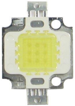 LED 10W Epistar, bílá 6000K, 1000lm/300mA, 120°, 26-28V