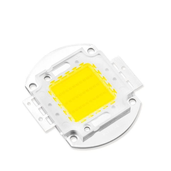 LED 100W Epistar bílá 6000K, 11000lm/3500mA, 120°, 30-32V