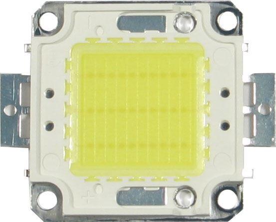 LED 30W Epistar, denní bílá 4000K, 3000lm/900mA, 30-32V,120°