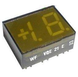 VQE21E zobrazovač +1.8., zelený, RFT